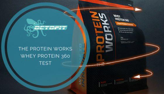 TPW Whey 360 – Mehrkomponenten Protein im Test - Octofit
