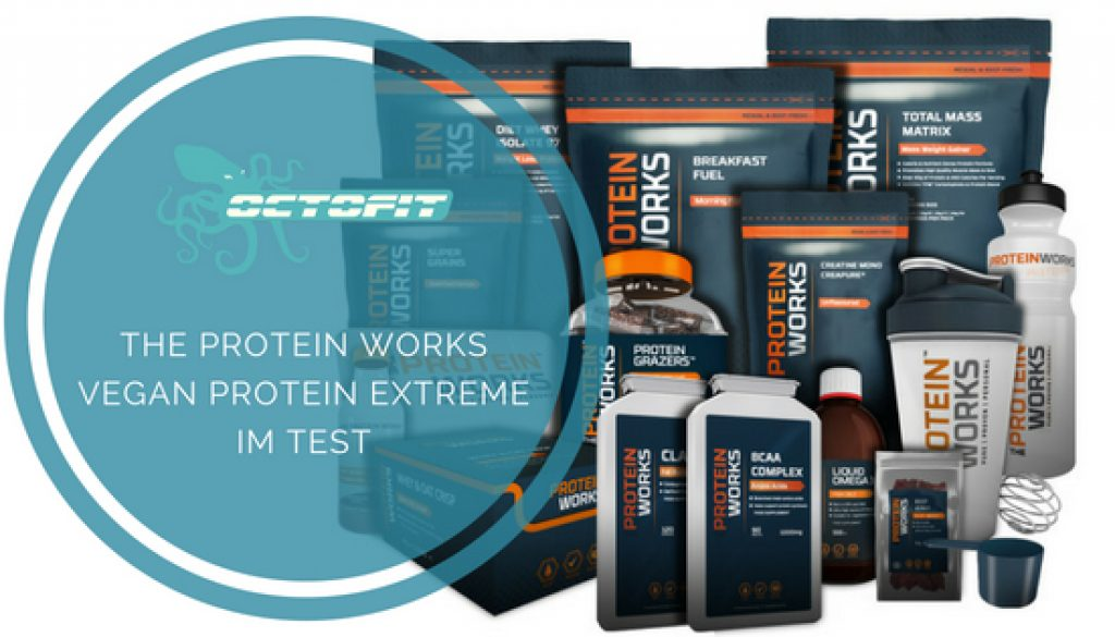 The Protein Works Vegan Protein Extreme im Test - Octofit