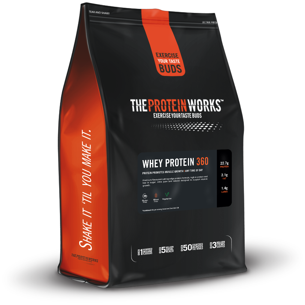 The Protein Works Whey 360 Protein