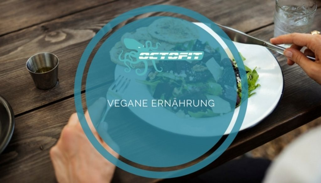 Vegane Ernaehrung - Octofit