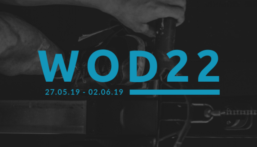 WOD 22