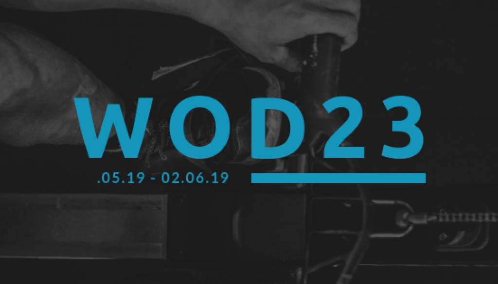 WOD 23