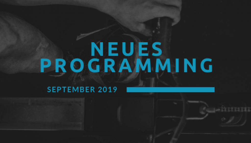 Neues Programming