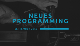 Neues Programming