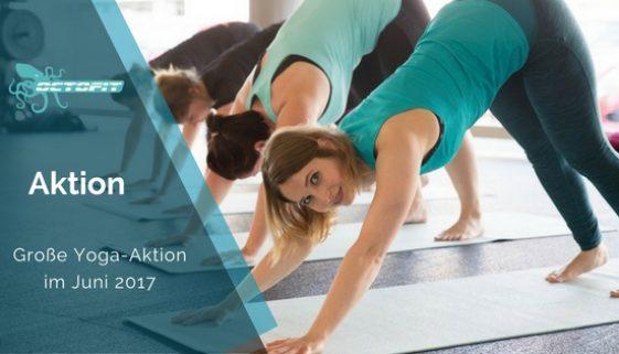 Yoga-Aktion-Octofit-Luenen