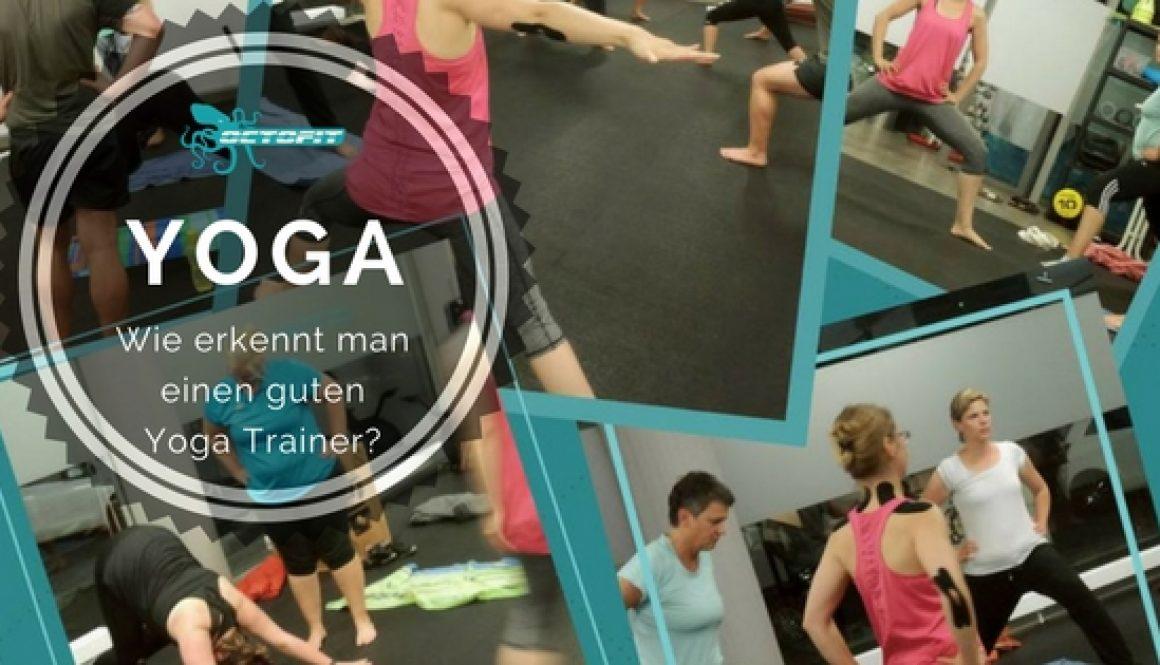 Yoga fuer Einsteiger - Octofit