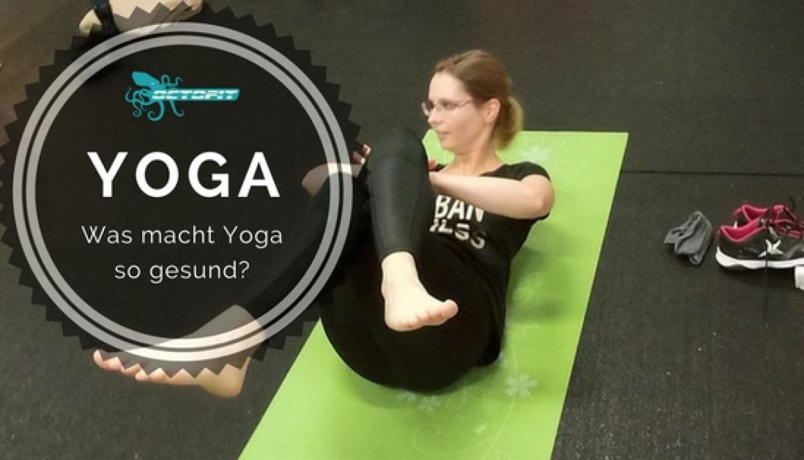 Yoga gesund - Octofit