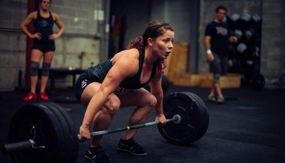 Frauen Bodybuilding